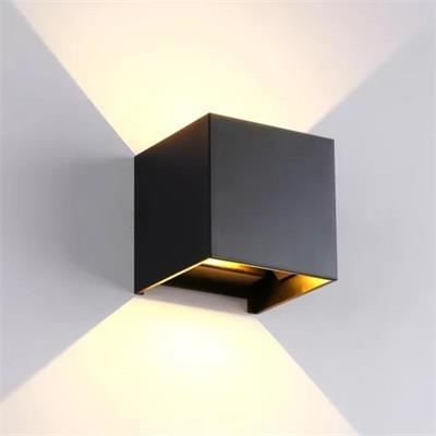 Jarno utendørs LED vegglampe i grafitt | Lampegiganten.no